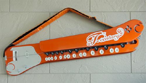 ギタースタイル大正琴