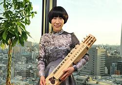 花は咲くプロジェクトを代表して 作曲家・菅野よう子さん