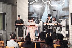 大正琴の誕生日9月9日の記念すべき舞台